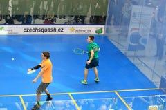 Czech squash - Jan Koukal and Petr Martin Stock Photography