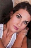 Czech woman Royalty Free Stock Photography