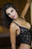 Czech woman Stock Photos