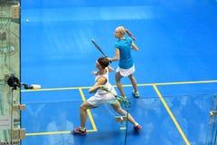 Free Czech Women Squash Stock Images - 51375364