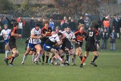 czech zapałczany holandii republiki rugby Zdjęcia Royalty Free