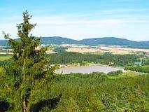 czecha krajobrazowy raju lato Obraz Stock