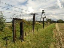 Czechoslowak iron curtain