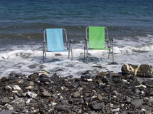 Czekać lato, Liguria, Italy Obraz Stock