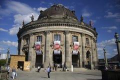 czekała na muzeum berlin Obraz Stock