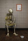 Czekający zbyt długo Obrazy Stock