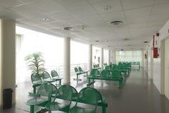 Czekanie operaci i terenu pokoje przy szpitalem ześrodkowywają zdjęcia stock