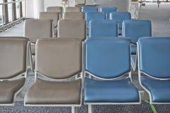 Czekanie teren w lotnisku Obraz Royalty Free