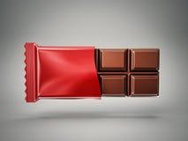 czekolada royalty ilustracja