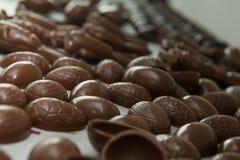 2 czekolada Zdjęcia Stock
