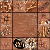 czekolada Zdjęcia Stock