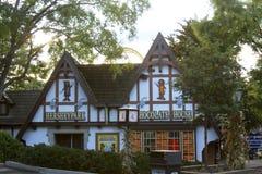 Czekolada dom przy HersheyPark Zdjęcie Stock