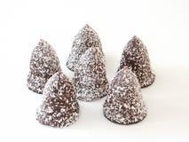 czekolada góra fotografia stock