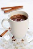 czekolada gorąca Zdjęcie Royalty Free