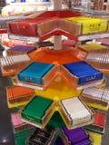 czekolada kolorowa Obraz Stock