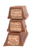 czekolada najwięcej smakowita Obrazy Stock