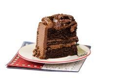 Czekolada tort Obrazy Stock