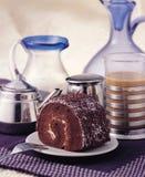 czekolada tortowa Obraz Royalty Free