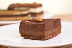 czekolada tortowa Obrazy Royalty Free