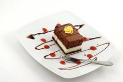 czekolada tortowa Zdjęcie Royalty Free