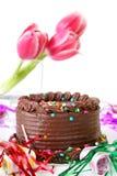 czekolada tortowa obrazy stock