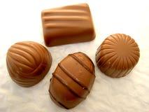 czekoladki Fotografia Royalty Free