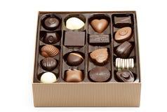 czekoladki Obrazy Royalty Free