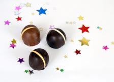 czekoladki zdjęcie stock