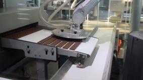 Czekoladowa fabryka zdjęcie wideo