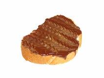 czekoladowa kanapka Zdjęcie Royalty Free