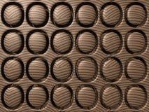 czekoladowa luksusowa taca Zdjęcia Stock