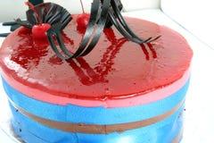 czekoladowa truskawka myszy Zdjęcia Stock