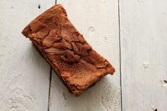 czekoladowe ciasto domowej roboty Obraz Royalty Free