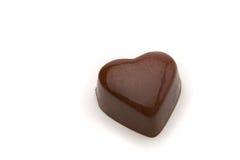 czekoladowe serca Zdjęcie Stock
