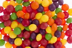 Czekoladowego cukierku guziki Zdjęcie Royalty Free