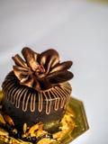 Czekoladowego torta ciasto Obraz Royalty Free