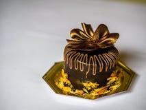 Czekoladowego torta ciasto Obrazy Stock