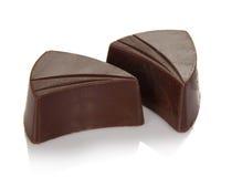 Czekoladowi cukierki Zdjęcie Stock