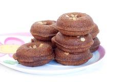 czekoladowi donuts Obraz Royalty Free
