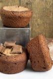 Czekoladowi muffins Obraz Stock