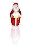 Czekoladowy Święty Mikołaj Obraz Royalty Free