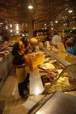czekoladowy Argentina sklep obraz stock