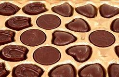 Czekoladowy cukierek Zdjęcie Stock