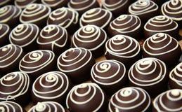 czekoladowy cukierki Obrazy Royalty Free