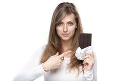 czekoladowy cukierki Fotografia Royalty Free