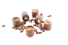 czekoladowy cukierki Obraz Royalty Free