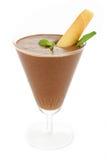 czekoladowy mousse Obrazy Royalty Free