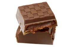 czekoladowy zmrok Obrazy Royalty Free