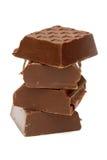 czekoladowy zmrok Fotografia Royalty Free