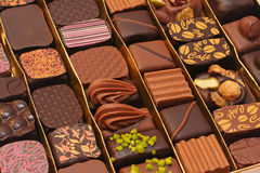 czekolady fotografia royalty free